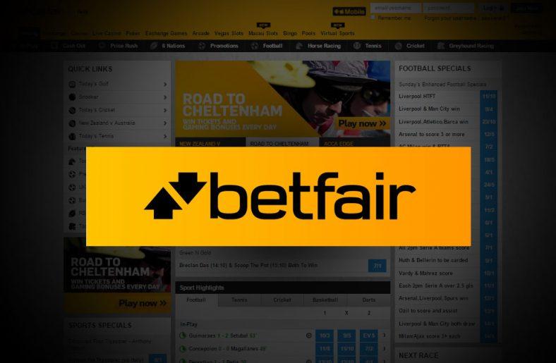 Betfair Sportsbook Free Bet & Review