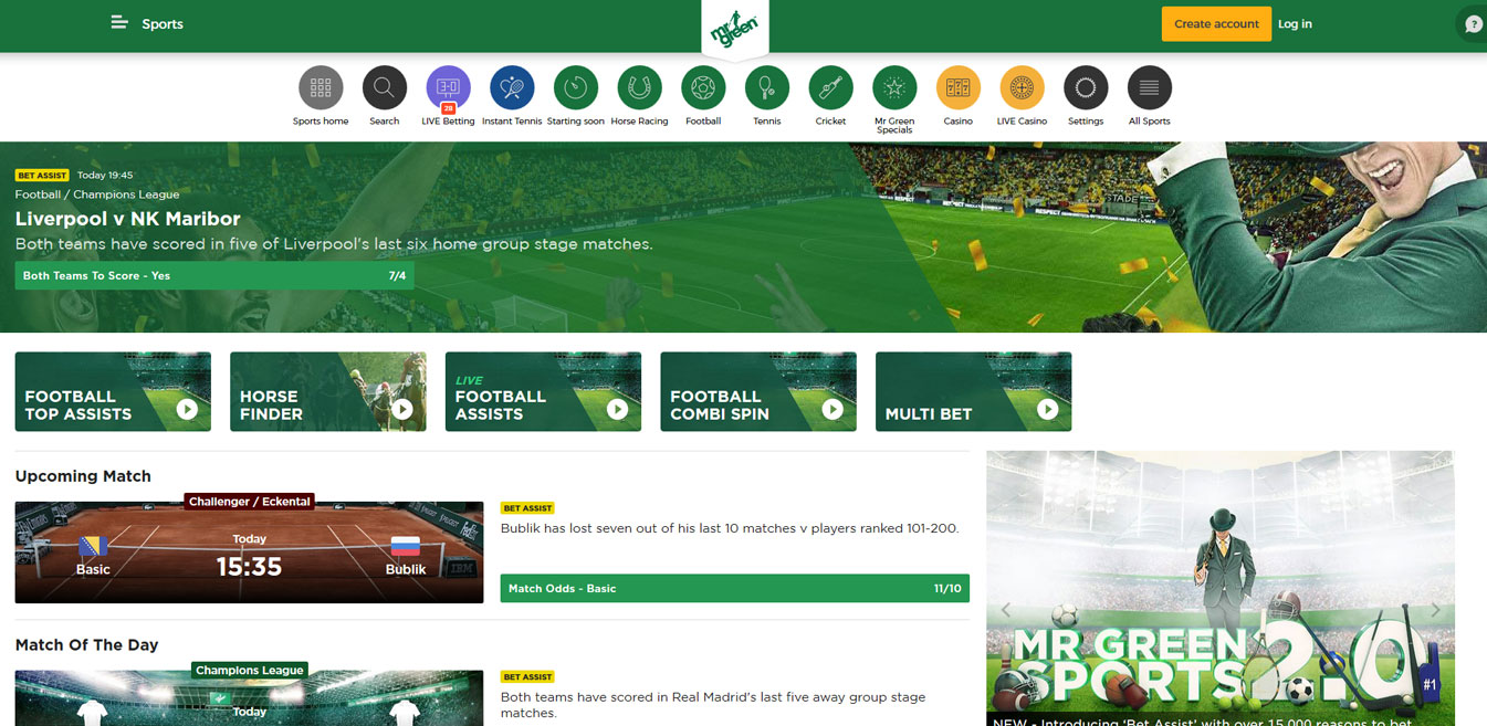mr-green-homepage
