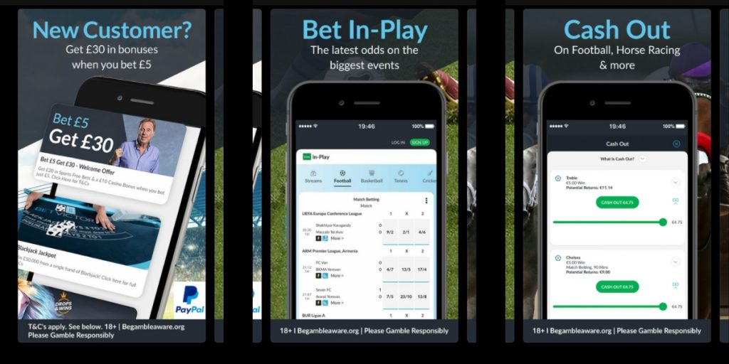 Betvictor betting app