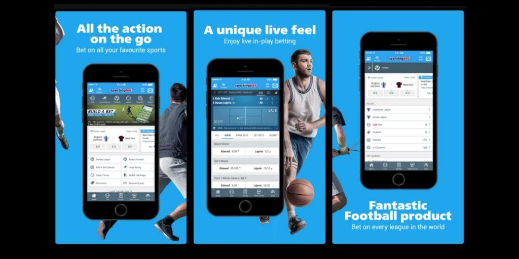 Sportingbet betting app